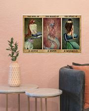 The Spirit Of A Mermaid 24x16 Poster poster-landscape-24x16-lifestyle-22