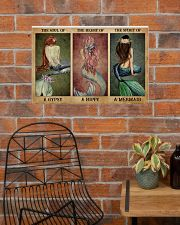 The Spirit Of A Mermaid 24x16 Poster poster-landscape-24x16-lifestyle-24