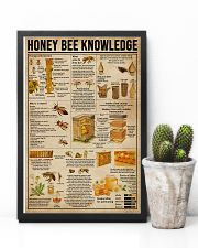 Honey Bee Knowledge Society Life 11x17 Poster lifestyle-poster-8