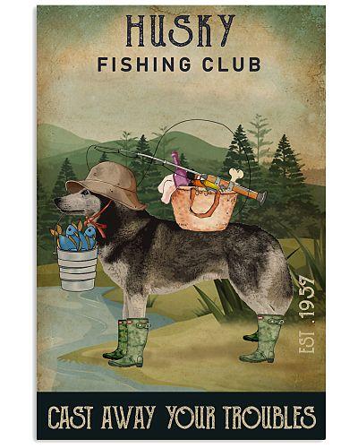 Fishing Cast Away Husky
