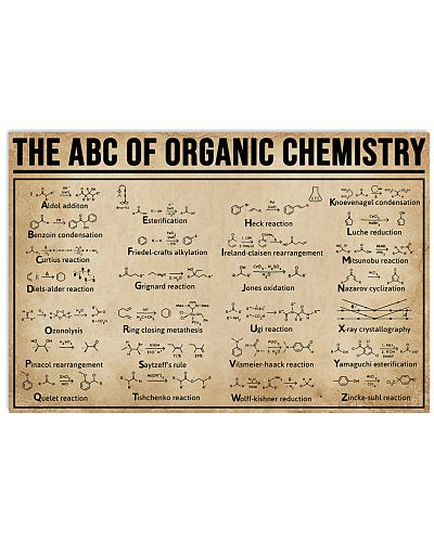 The ABC Of Organic Chemistry
