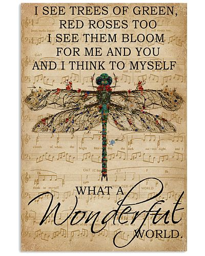 Music Sheet And I Think Dragonfly
