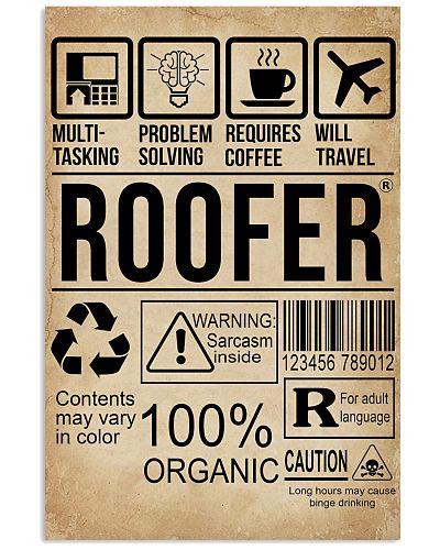 Multitasking Roofer