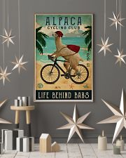 Cycling Club Alpaca 11x17 Poster lifestyle-holiday-poster-1
