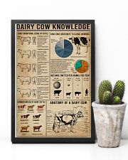 Dairy Cow Knowledge Farm 11x17 Poster lifestyle-poster-8