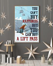 Snowboarding You Can Buy A Lift Pass 16x24 Poster lifestyle-holiday-poster-1