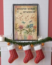 Dragonfly Whisper Words Of Wisdom 11x17 Poster lifestyle-holiday-poster-4