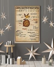 Simple Question Of Weight Ratios 11x17 Poster lifestyle-holiday-poster-1