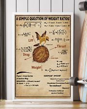 Simple Question Of Weight Ratios 16x24 Poster lifestyle-poster-4