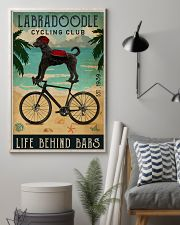 Cycling Club Labradoodle 11x17 Poster lifestyle-poster-1