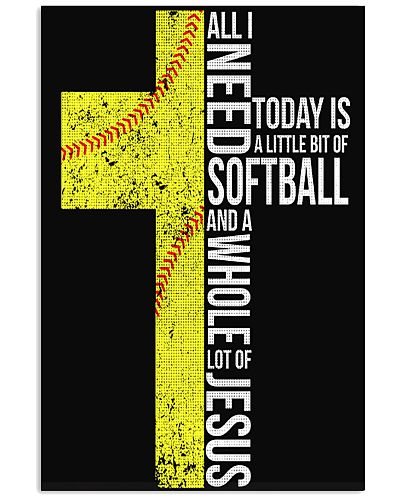All I Need Today Is Softball
