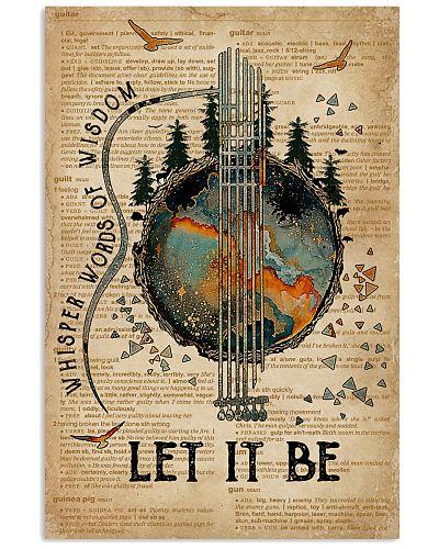 Dictionary Guitar Whisper Words Of Wisdom