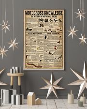 Motocross Knowledge 11x17 Poster lifestyle-holiday-poster-1