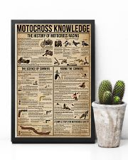 Motocross Knowledge 11x17 Poster lifestyle-poster-8