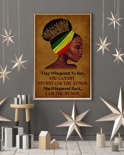I Am The Storm Black Girl 11x17 Poster lifestyle-holiday-poster-1