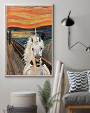 The Scream Unicorn 11x17 Poster lifestyle-poster-1