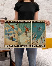 It's For Me Skiing 24x16 Poster poster-landscape-24x16-lifestyle-20