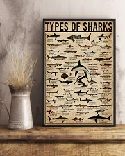 Types Of Shark Animal 16x24 Poster lifestyle-poster-3