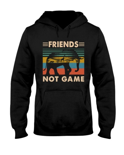 Friends Not Game Elephant