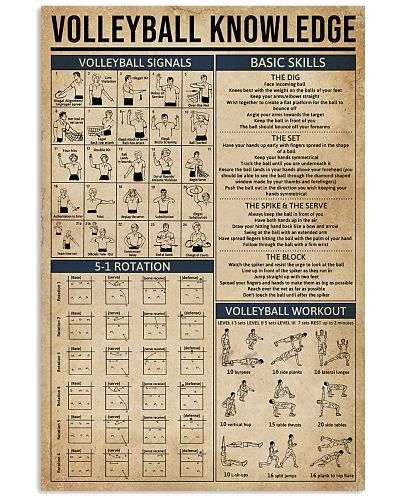 Volleyball Knowledge