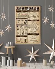 Jewish Knowledge 16x24 Poster lifestyle-holiday-poster-1