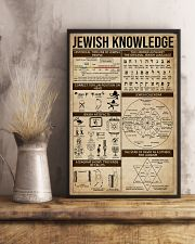 Jewish Knowledge 16x24 Poster lifestyle-poster-3