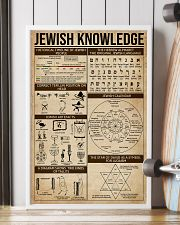Jewish Knowledge 16x24 Poster lifestyle-poster-4