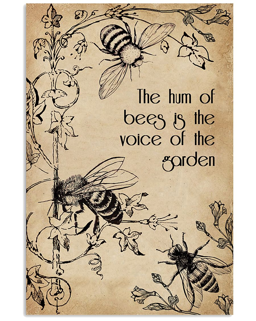 The Hum Of Bees 11x17 Poster