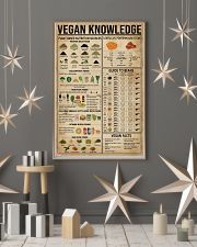 Vegan Knowledge 16x24 Poster lifestyle-holiday-poster-1