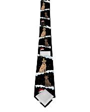 Christmas Snow Labrador Retriever Tie back