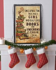 Once Upon A Time Reading Unicorns 11x17 Poster lifestyle-holiday-poster-4