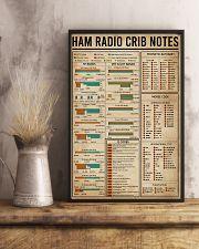 Ham Radio Crib Notes Amateur Radio 11x17 Poster lifestyle-poster-3