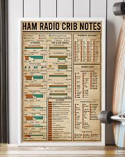 Ham Radio Crib Notes Amateur Radio 16x24 Poster lifestyle-poster-4