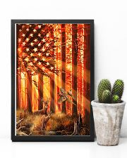 Hunting Deer And Pheasants 11x17 Poster lifestyle-poster-8
