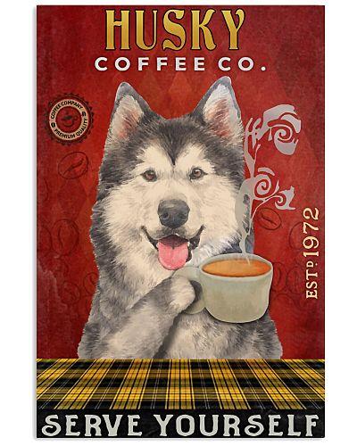 Coffee Company Husky
