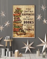 Book You Can't Buy Happiness 11x17 Poster lifestyle-holiday-poster-1