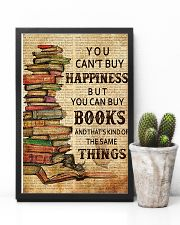 Book You Can't Buy Happiness 11x17 Poster lifestyle-poster-8