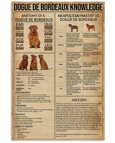 Dogue de Bordeaux Knowledge Dog