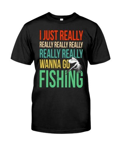 I Just Really Really Wanna Go Fishing
