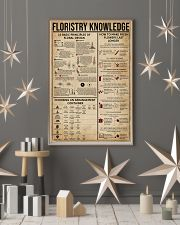 Floristry Knowledge 11x17 Poster lifestyle-holiday-poster-1