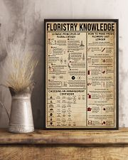 Floristry Knowledge 11x17 Poster lifestyle-poster-3