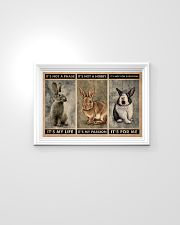 Rabbit It's Not A Phase 24x16 Poster poster-landscape-24x16-lifestyle-02