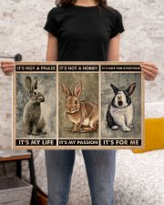Rabbit It's Not A Phase 24x16 Poster poster-landscape-24x16-lifestyle-20