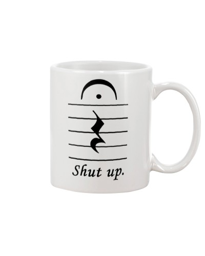Shut Up Musician