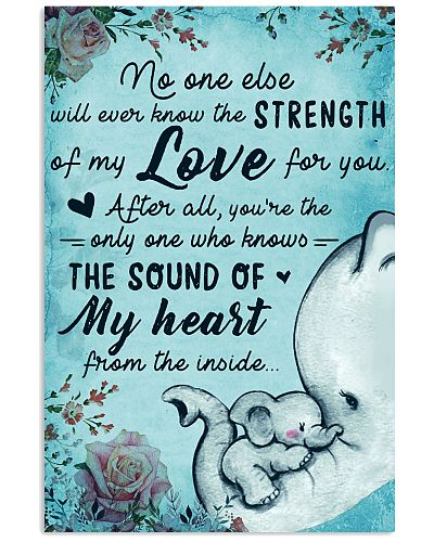 Elephant No One Else My Heart From Inside