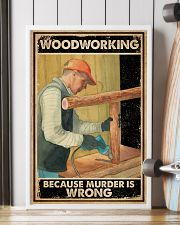 Murder Is Wrong Carpenter 16x24 Poster lifestyle-poster-4
