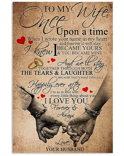 To My Wife From Husband With Love