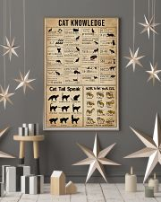 Knowledge Cats 11x17 Poster lifestyle-holiday-poster-1