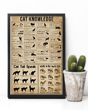 Knowledge Cats 11x17 Poster lifestyle-poster-8