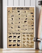 Knowledge Cats 16x24 Poster lifestyle-poster-4